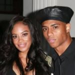 Keith Powers with mother Jennifer Clark