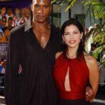 Lauren Sanchez and Henry Simmons dated