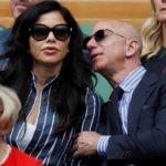 Lauren Sanchez and Jeff Bezos dating