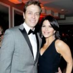 Lauren Sanchez with former husband Patrick Whitesell