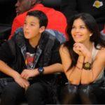 Lauren Sanchez with son Nikko Gonzalez