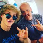Logan Paul with father Greg Paul