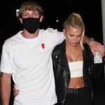 Logan Paul with girlfriend Josie Marie Canseco