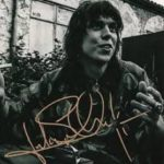 Luke Spiller Autograph