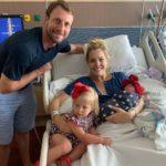 Max Scherzer welcomes second daughter Kacey Hart Scherzer