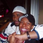 R Kelly with former wife Andrea Kelly