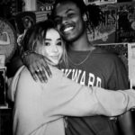 Sabrina Carpente and Amir Mitchell-Townes dated rumored