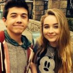 Sabrina Carpenter and Bradley Steven Perry dated
