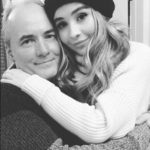 Sabrina Carpenter with father David Carpenter