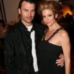 Simmone Mackinnon and Dominic James dated