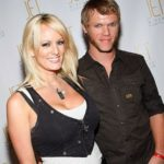 Stormy Daniels with husband Brendon Miller
