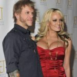 Stormy Daniels with husband Brendon Miller image
