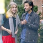 Suki Waterhouse and Diego Luna dated