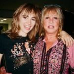 Suki Waterhouse with mother Elizabeth Waterhouse