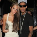 Tulisa Contostavlos and rapper Fazer dated