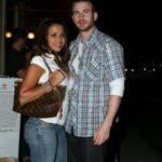 Vida Guerra and Chris Evans dated