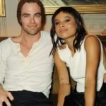 Zoe Kravitz and Chris Pine dated