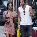 Zoe Kravitz and Penn Badgley dated