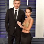 Zoe Kravitz with husband Karl Glusman
