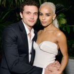 Zoe Kravitz with husband Karl Glusman image