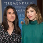 Abbi Jacobson and her girlfriend Carrie Brownstein