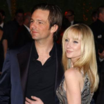 Anne Heche and her husband Coleman Laffoon