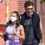 Camila Mendes with boyfriend Grayson Vaughan