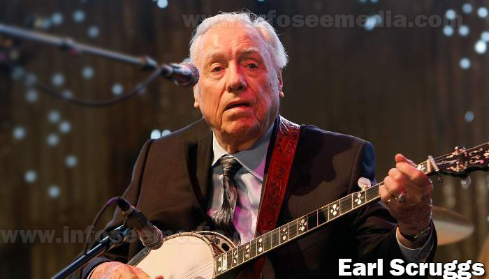 Earl Scruggs featured image