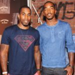 JR Smith with brother Chris Smith