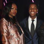 John Boyega with sister Blessing Boyega