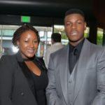 John Boyega with sister Grace Boyega