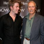 Kyle Eastwood with fathe Clint Eastwood