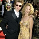 Kyle Eastwood with sister Alison Eastwood