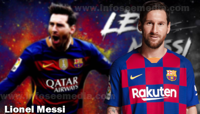 Lionel Messi featured image