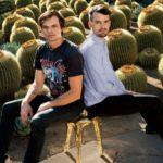 Lukas Haas siblings - Brother Nikolai Johannes Haas and Simon Jakoway Haas