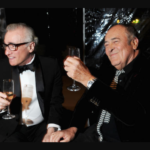 Martin Scorsese and his Brother Frank Scorsese