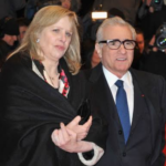 Martin Scorsese and his wife Helen Morris