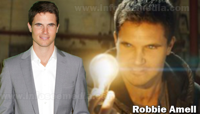Robbie Amell featured image