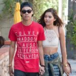 Roshon Fegan and Camia Marie dated
