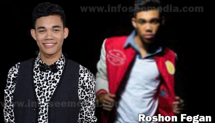 roshon fegan girlfriend