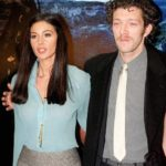 Vincent Cassel with ex-wife Monica Bellucci image