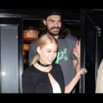 steven adams and his girlfriend Ezel Kokcu