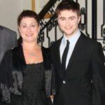 Daniel Radcliffe with mother Marcia Jeannine Gresham