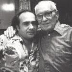 Danny DeVito with father Daniel DeVito, Sr.