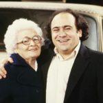 Danny DeVito with mother Julia DeVito