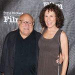 Danny DeVito with wife Rhea Perlman