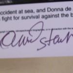 David's signature image.