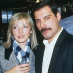 Freddie Mercury and Mary Austin dated