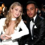Gigi Hadid and Lewis Hamilton dated