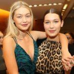 Gigi Hadid with sister Bella Hadid